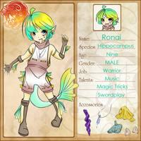 Voleros Saga App: Ronai by PikaVirus