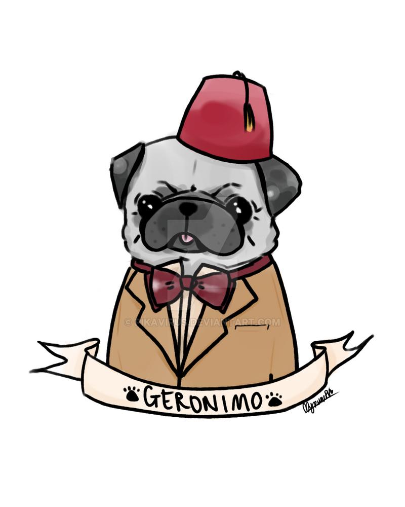 Doctor Pug? by PikaVirus