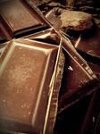Chocolate .