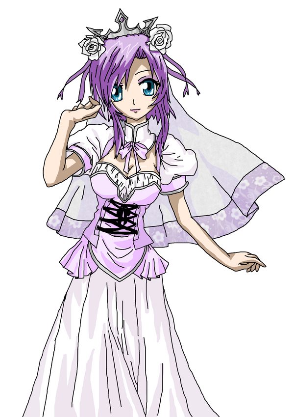 Keilara Wedding Dress by Saya-Yu