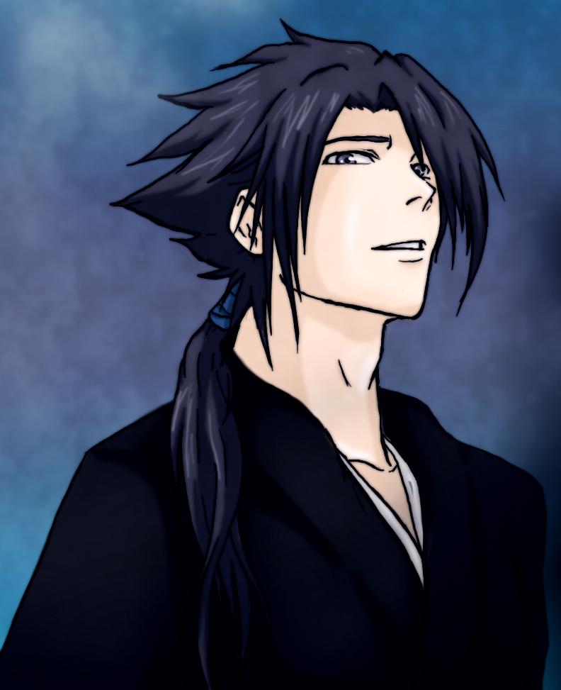 Bleach Oc Hakugin Jin By Sarzill On Deviantart: Raven Bleach OC By Saya-Yu On DeviantArt