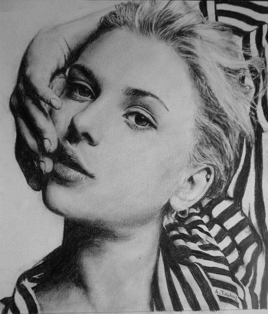 Scarlett Johansson by Andela1998