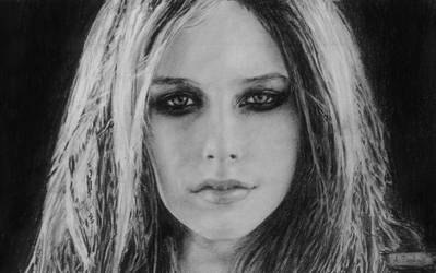 Avril Lavigne by Andela1998