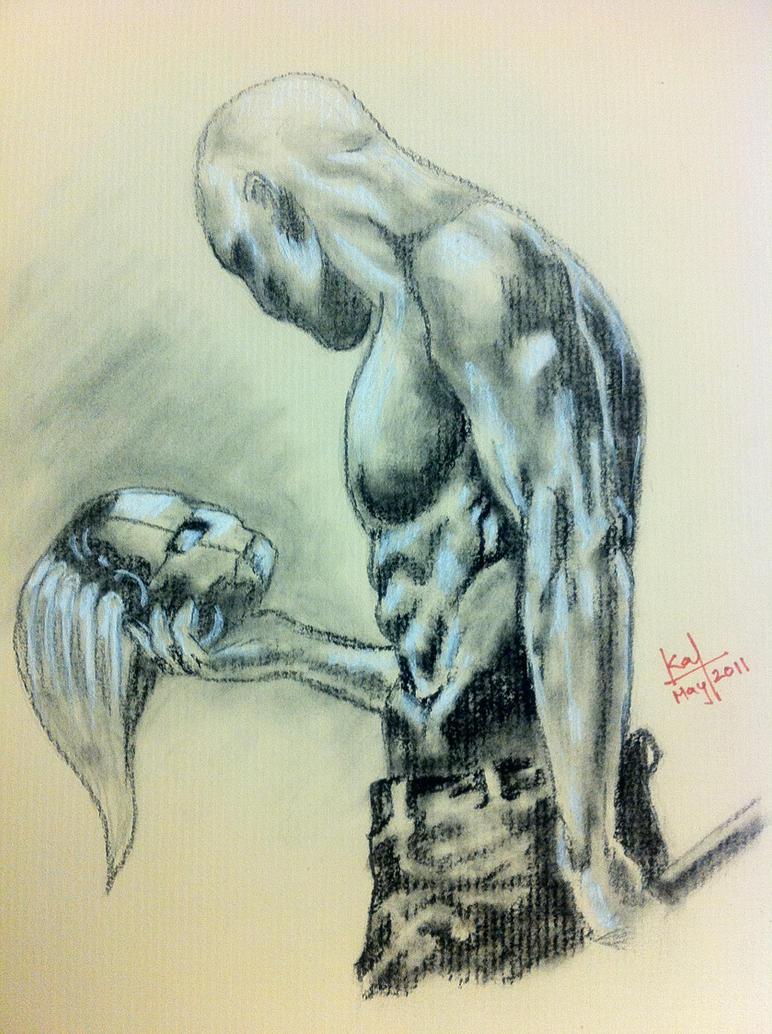 Man of Steel by kylekatar