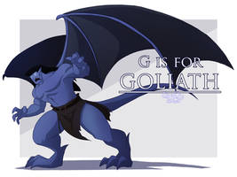 G is for Goliath