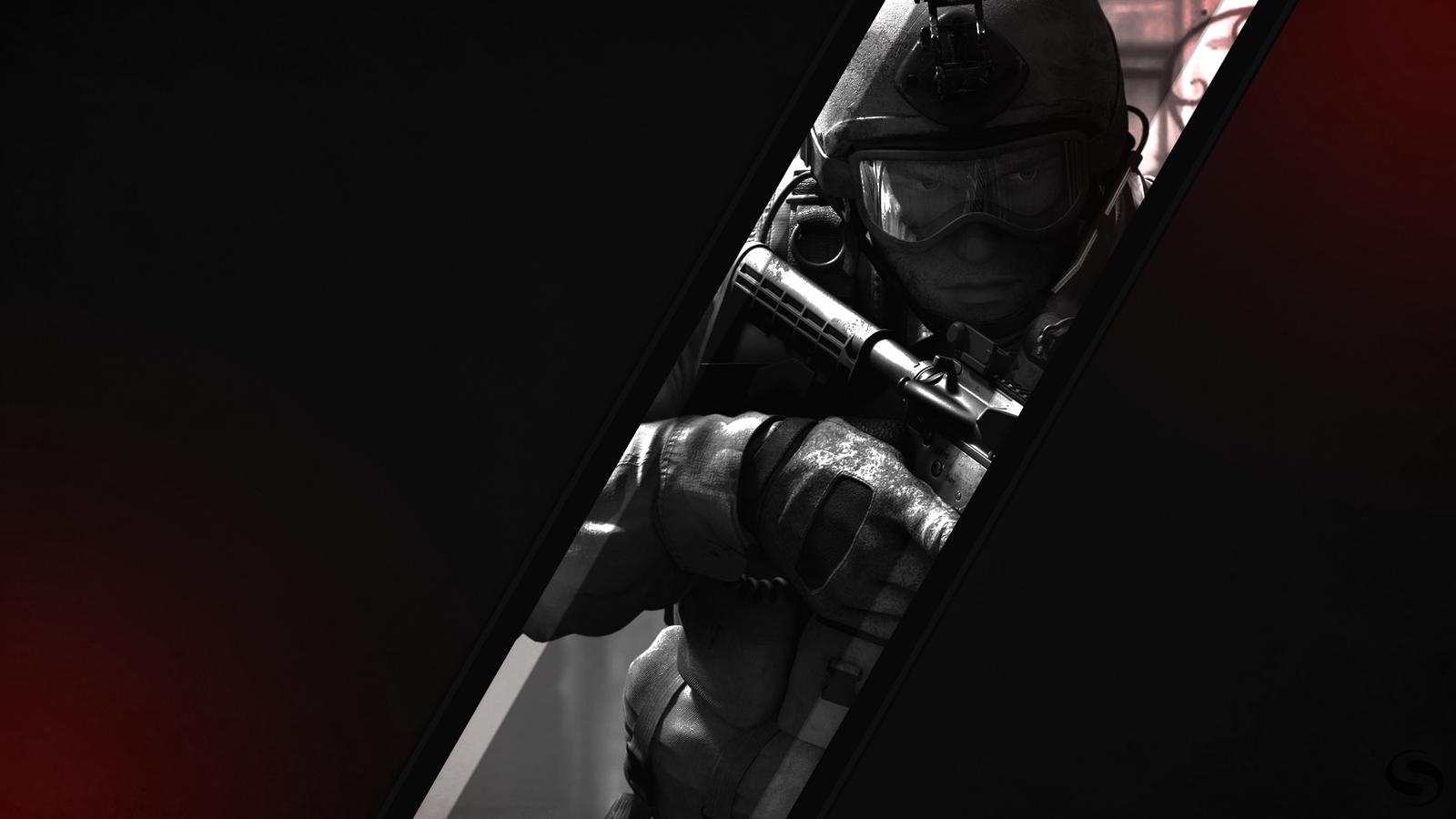 Counter Strike: Global Offensive CT Wallpaper By IamVinn