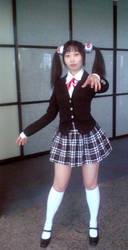Yuriko Omega cosplay by jactinglim