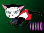 MRVLCAT Kabuki by jactinglim