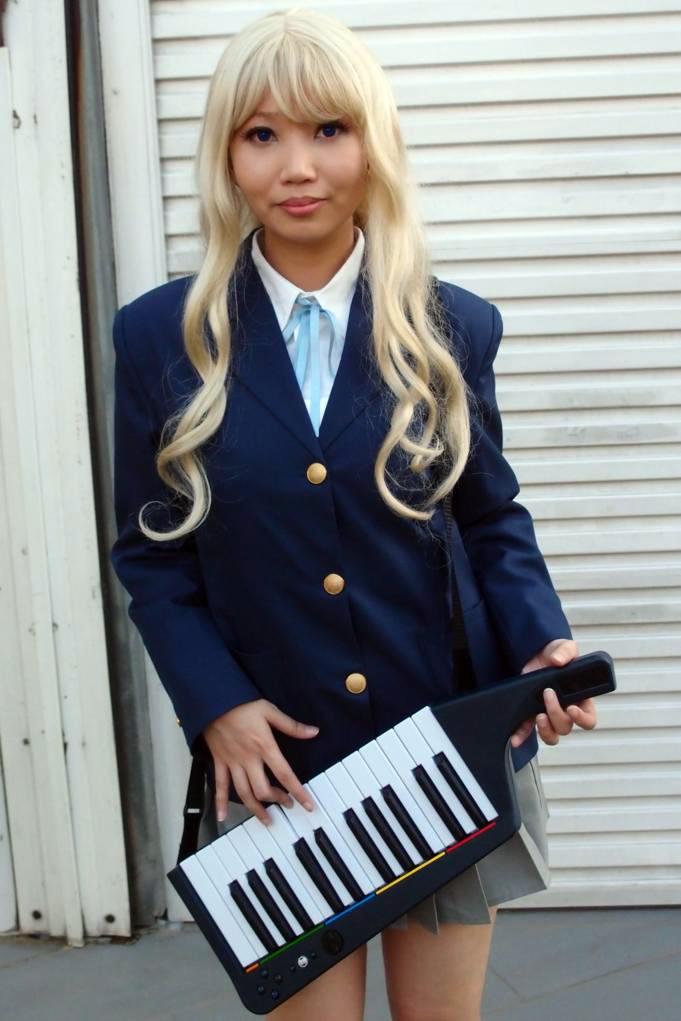 Wii Keytar Tsumugi by jactinglim