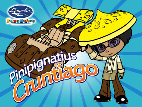 Pinipig Crunch