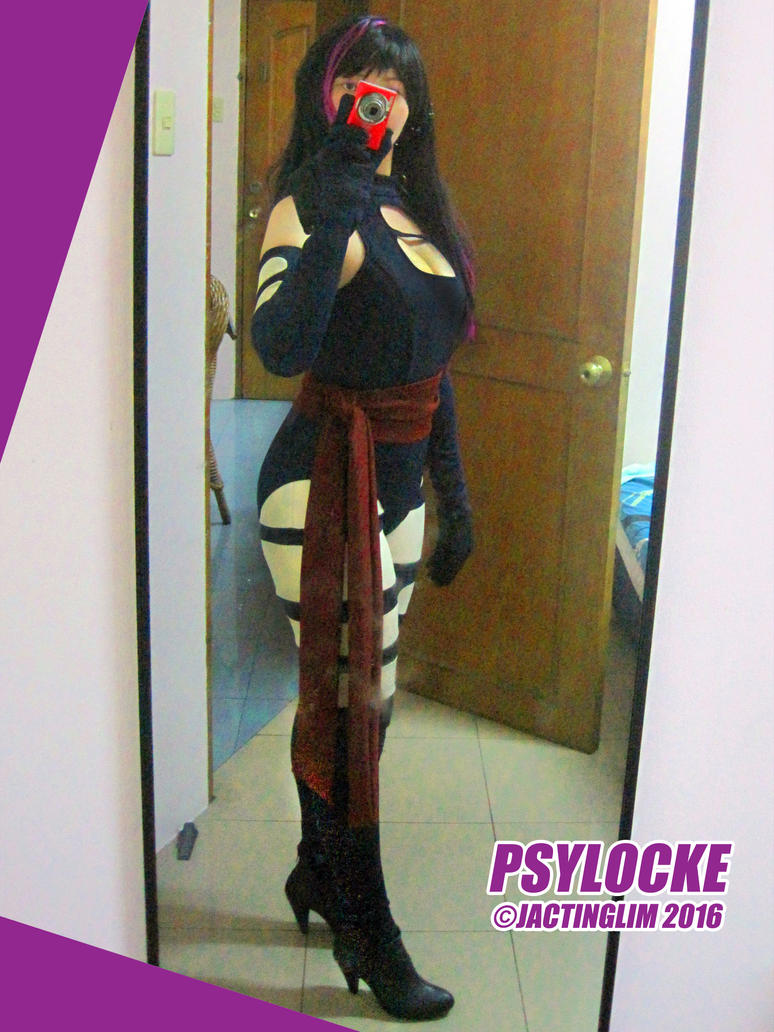 Psylocke costest by jactinglim
