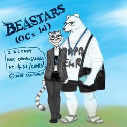Beastars OCs