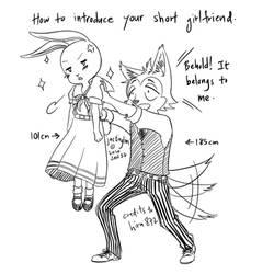 Haru short gf