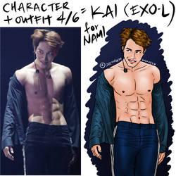 Kai from EXO