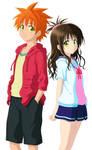 The Yuuki Siblings