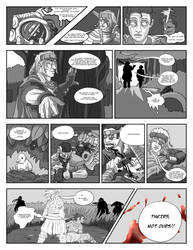 For Honor Collab Comic (my contribution) by ThisJPguy