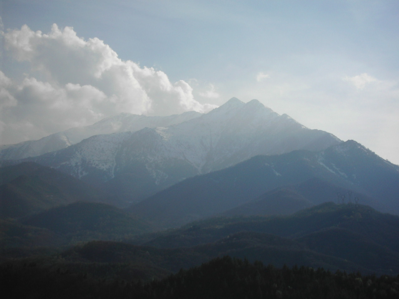 Mountains by francy-stock
