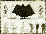 Edward Gorey Stokers Dracula