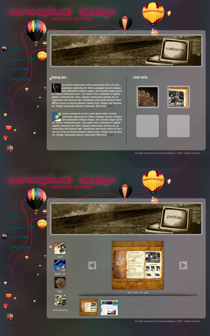 Conceptual design by Dredmix