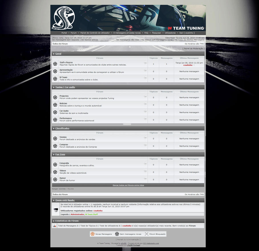 W Team Tuning Forum by Dredmix