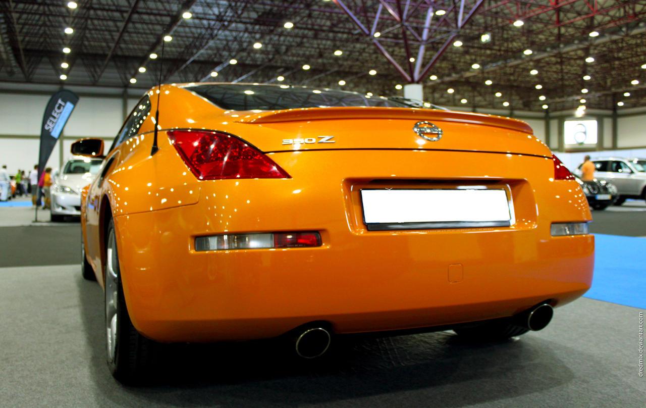 Nissan 350Z by Dredmix