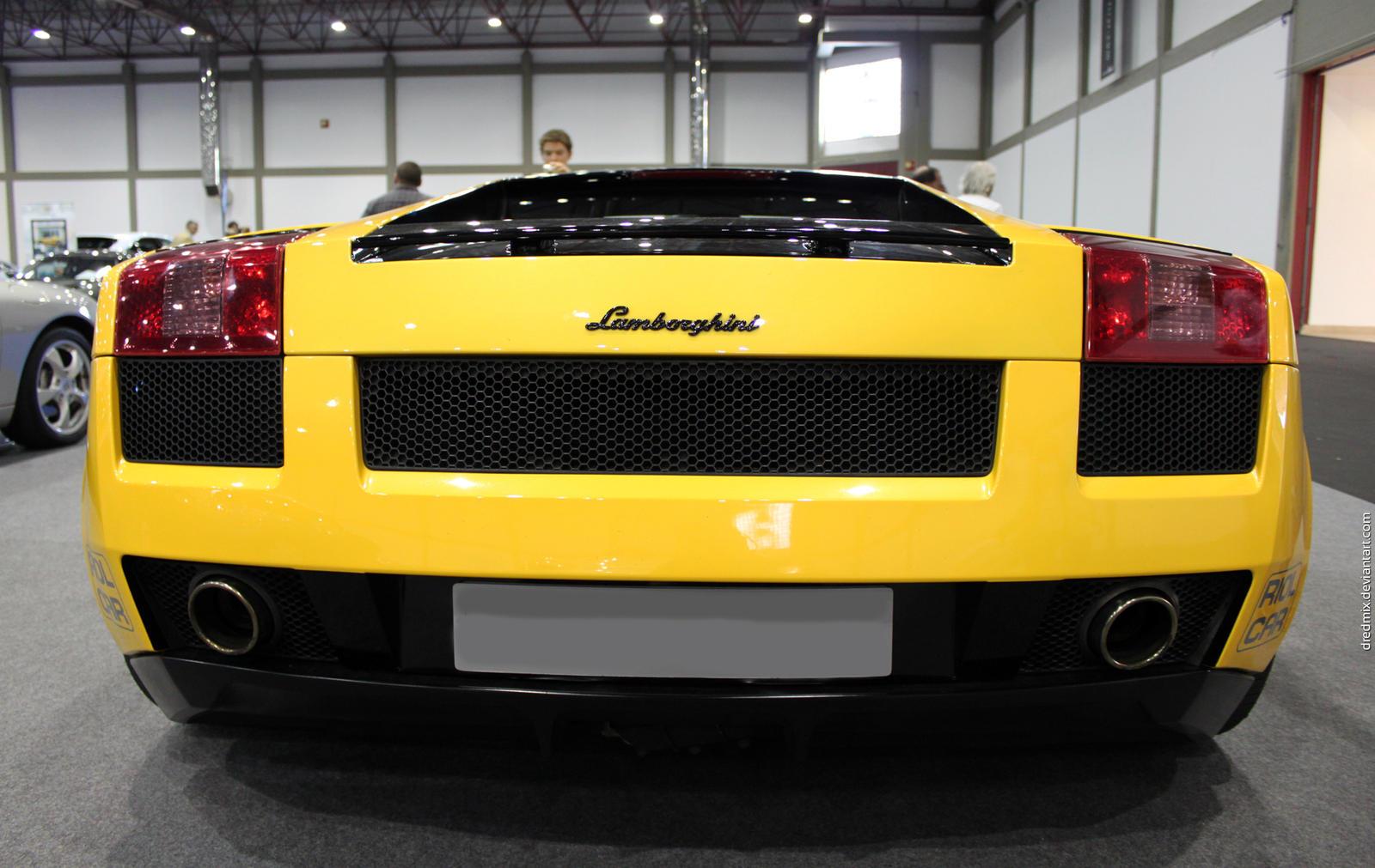 Lamborghini Gallardo by Dredmix