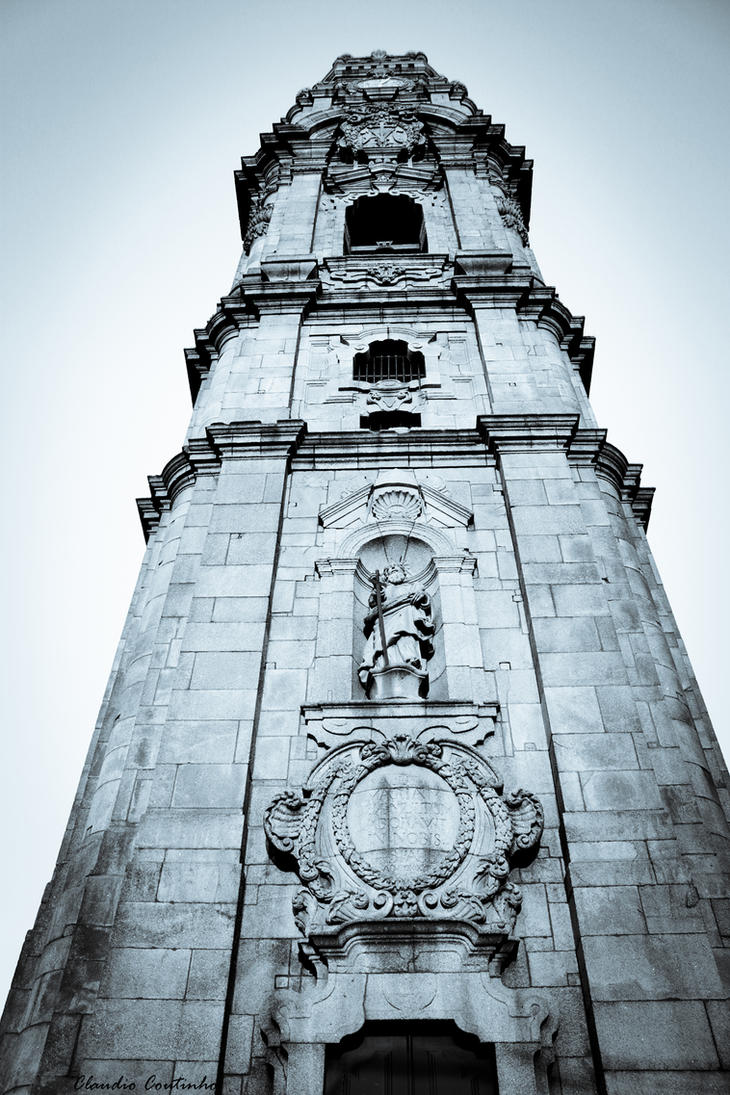 Torre dos Clerigos by Dredmix