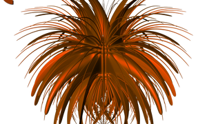 Abstract Flower Render by Dredmix