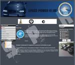Speed Power Klub Website