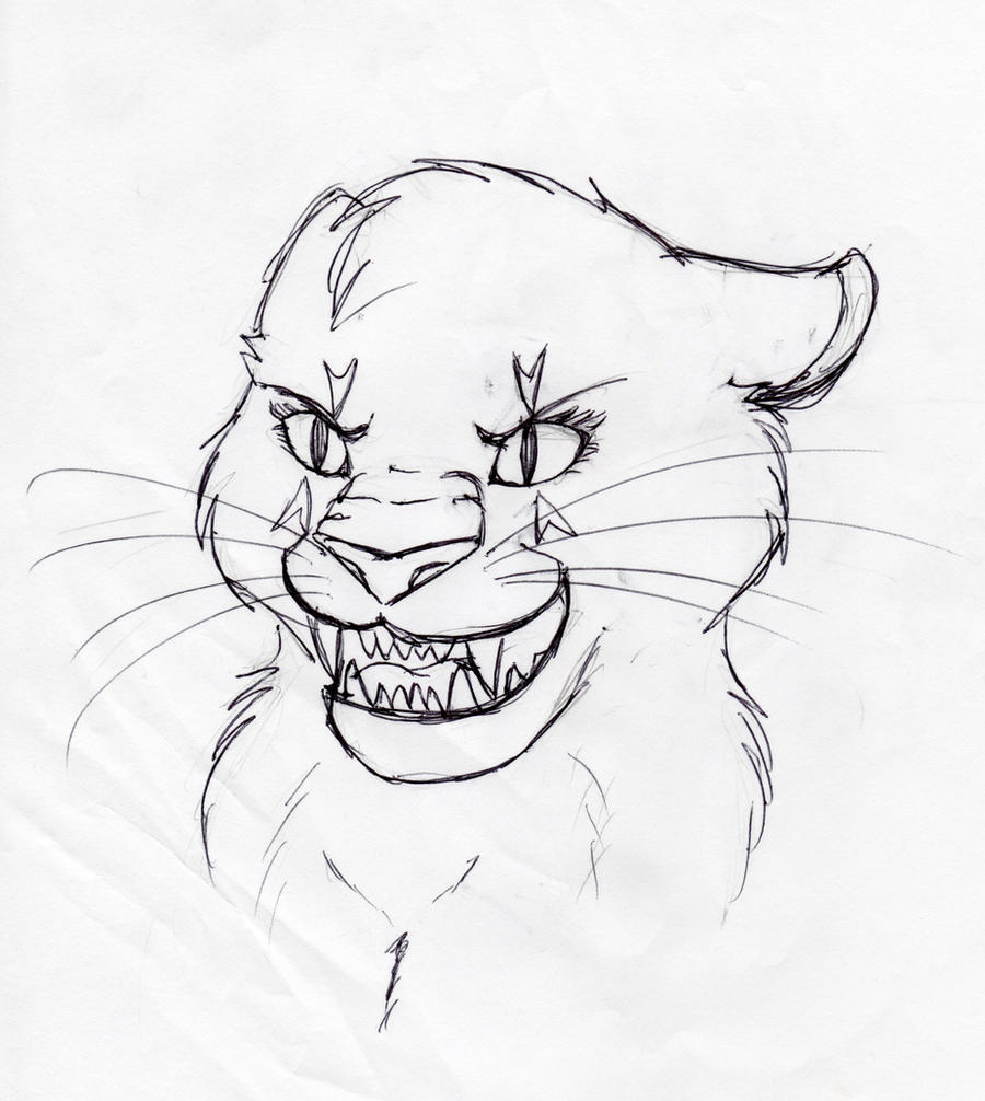 Line Drawing Angry Face : Angry face lineart by seerterezipyrope on deviantart