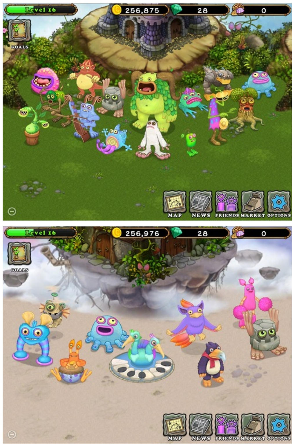 My Singing Monsters Limited Edition Punkleton Monster Gameteep Picture