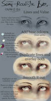 Semi-Realistic Eyes Tutorial