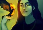 Refined_Crow by lou-Sopran