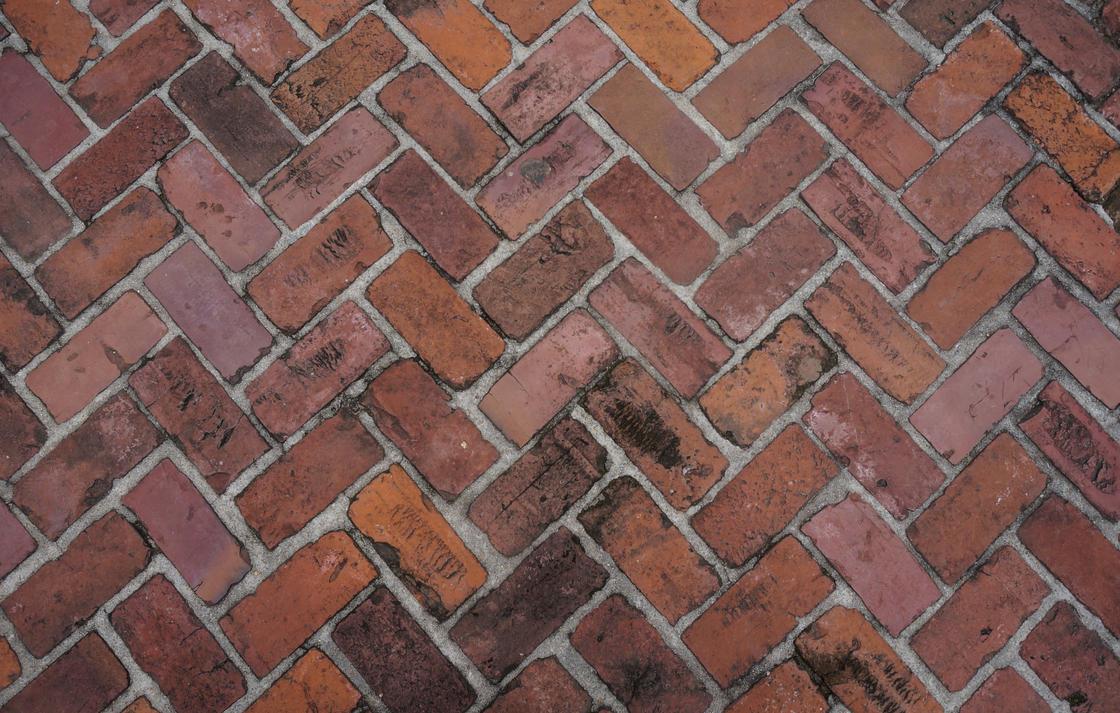 19th Century Herringbone Brick Texture By Element321 On
