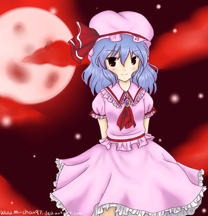 Remilia Scarlet by Mi-Chan97