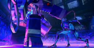 Battle Bots  - DALDR Contest