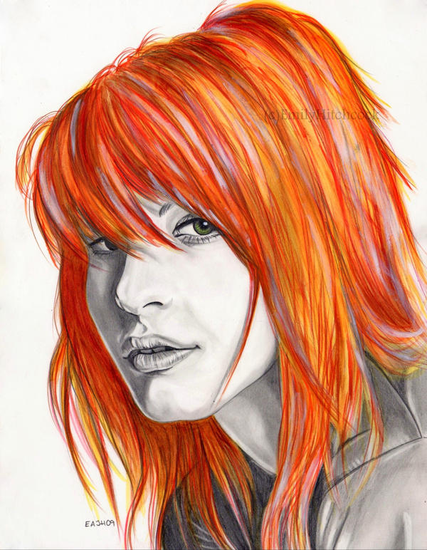 Hayley Williams by EmilyHitchcock