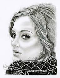 Adele by EmilyHitchcock