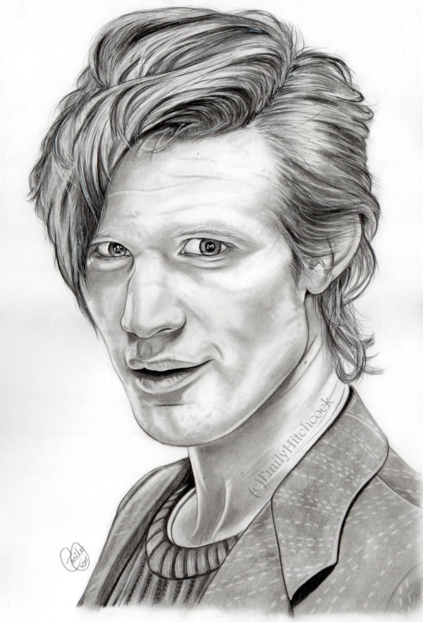Matt Smith by EmilyHitchcock