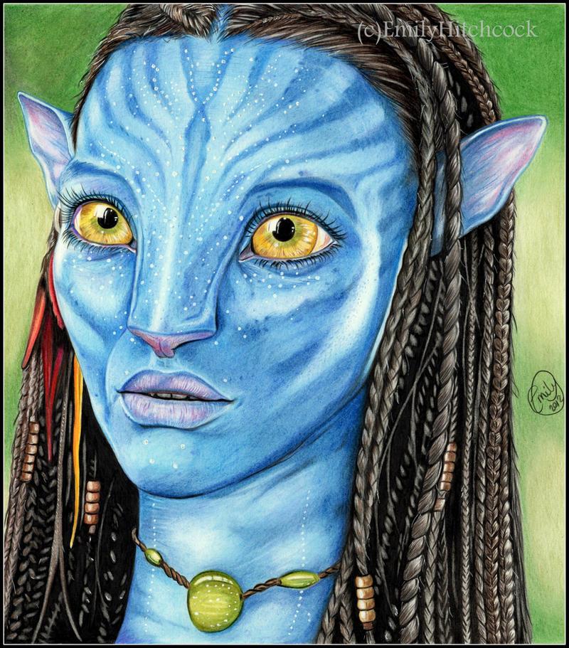 Neytiri Avatar by EmilyHitchcock