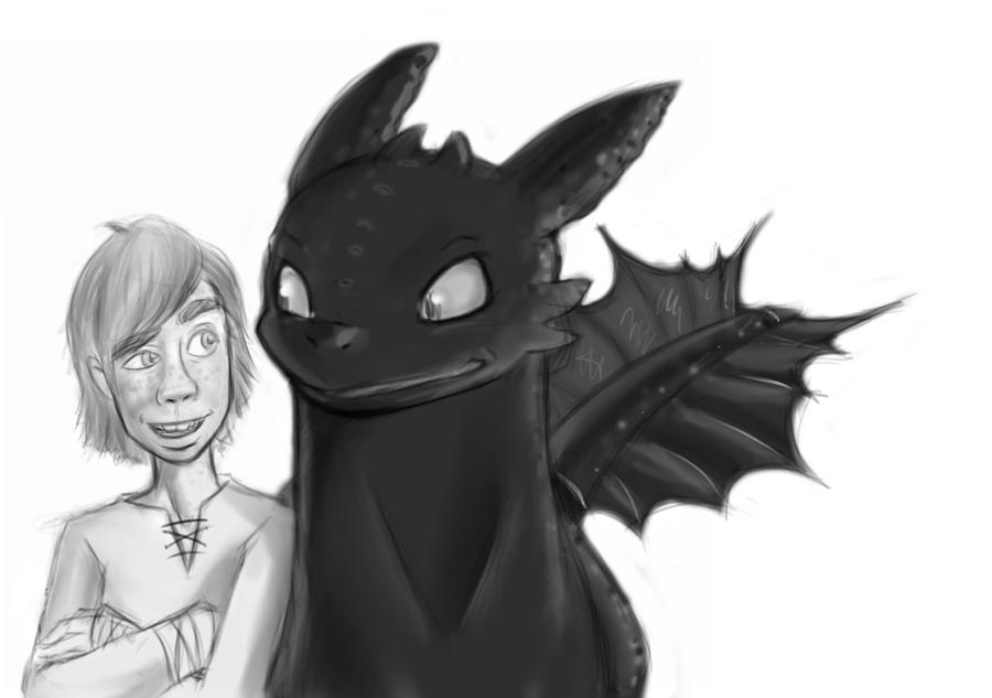 New Tail_HTTYD by pandatails