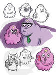 Adventure Time_LSP sketches