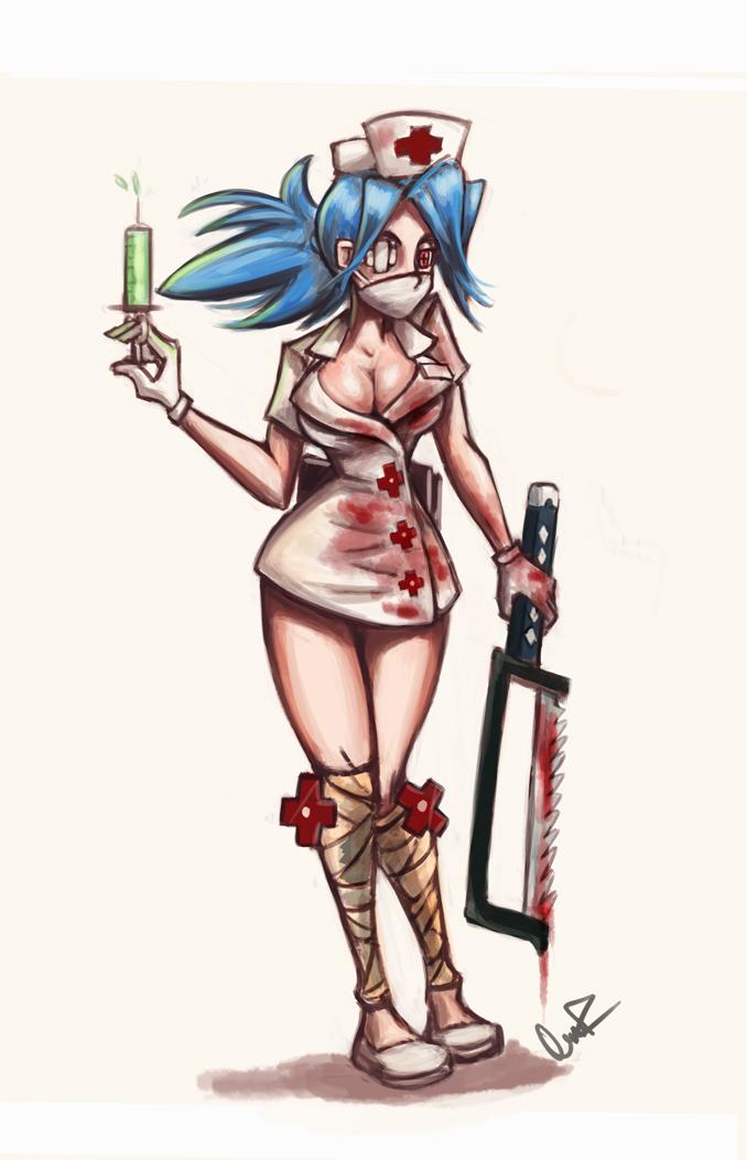Valentine_Skullgirls By Pandatails Valentine_Skullgirls ...
