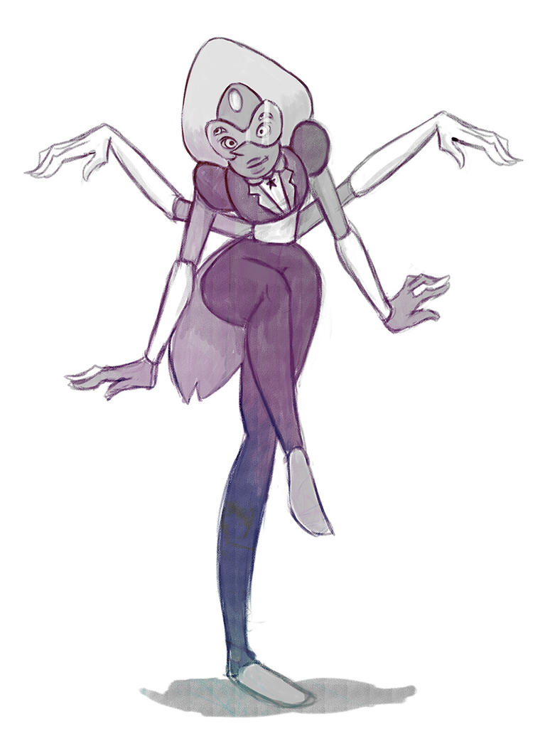 Sardonyx sketch by pandatails