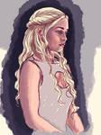 Daenerys Targaryen WIP