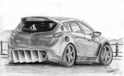 by bartu design Mazda 3