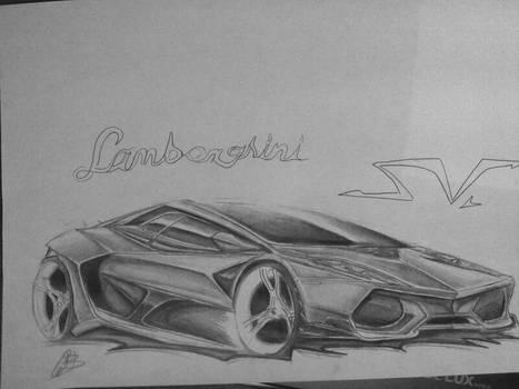 Lamborghini SV concept