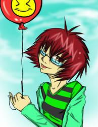 balloon lol XD by ENJELSAN
