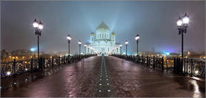 Cathedral of Christ Saviour by YuppiDu