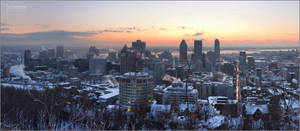 Morning in Montreal by YuppiDu
